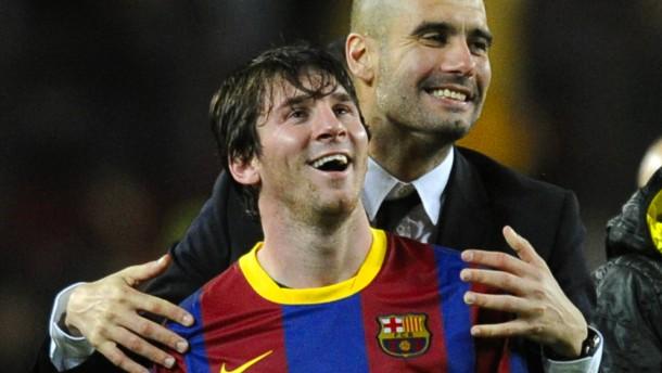 Messi und die Flucht in eine bessere Vergangenheit