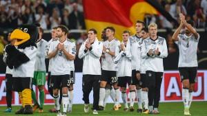 Deutschland, einig Fußball-Ländle