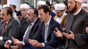 Wie Assad die Flüchtlingskrise nutzt