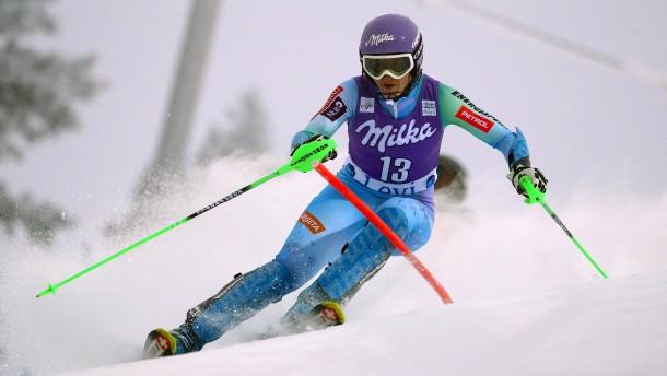Slalom-Damen so schlecht wie lange nicht