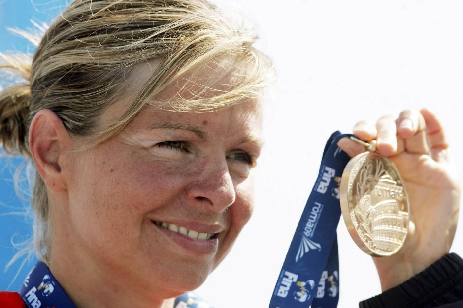 Ihr größter Erfolg: Weltmeisterin 2009 über 25 Kilometer.