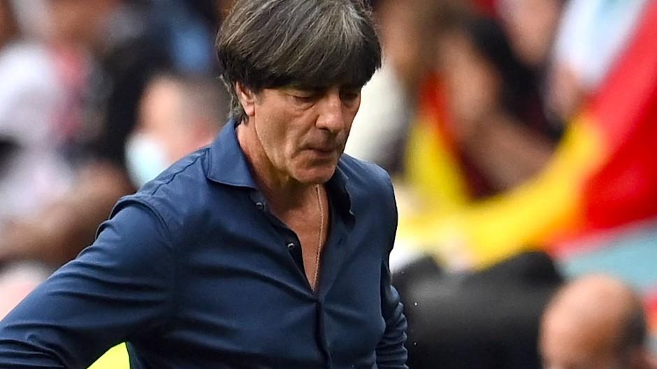 Das traurige Ende einer Ära: Joachim Löws Zeit als Bundestrainer ist nach dem EM-Aus vorbei.