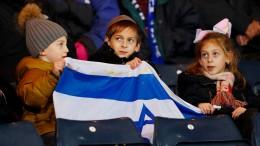 Israel hat ein Herz für Kinder