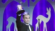 Robbie Williams sucht Arbeit in Deutschland