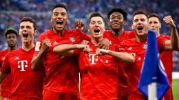 Bayern und die große Lewandowski-Show