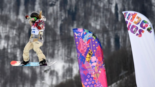 Anderson ist Slopestyle-Olympiasiegerin