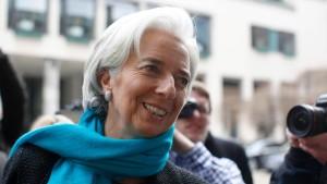 Lagarde drängt bei Finanzreformen aufs Tempo