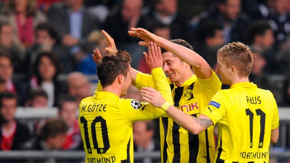 Internationale Pressestimmen Real Dortmund