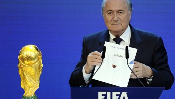 Stimmen für WM-Neuvergabe nehmen zu