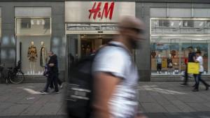 """Spitzelvorwürfe gegen H&M """"bedenklich und gravierend"""""""