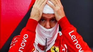 Vettel und die Orientierungslosen