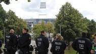 Beim Spiel Bremen gegen Hannover bekommt die DFL keine Polizeirechnung