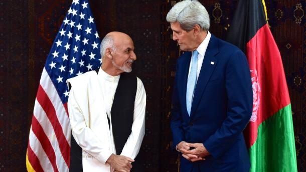 Kerry erwirkt Neuauszählung