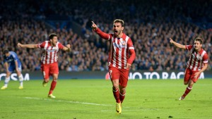 Atlético knackt den Chelsea-Riegel