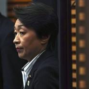 Olympia-Ministerin Seiko Hashimoto: Ihr Name ist Berufung