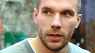 Lukas Podolski zur Lage des 1. FC Köln