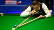 Snooker-Weltmeister scheitert in Runde eins