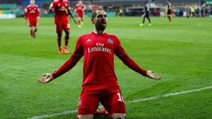 Lasogga macht den HSV froh