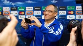 FC Schalke 04 Pressekonferenz