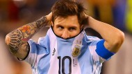 Hoffen auf Messis Rücktritt vom Rücktritt
