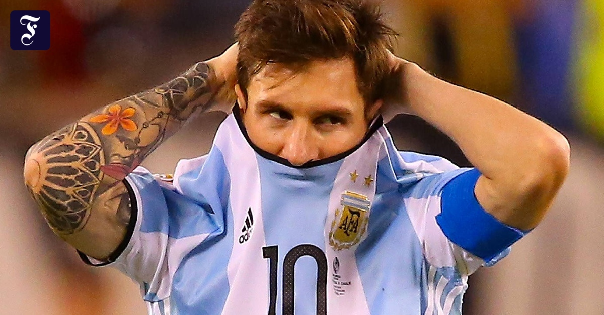 Messi Tritt Zurück