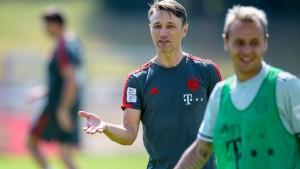 Kovac plant den Superkader