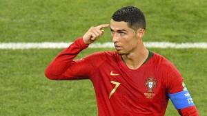 Iran-Trainer schimpft über Ronaldos Bevorzugung