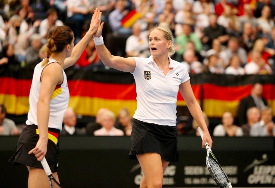 Tennis Deutschland Schweiz