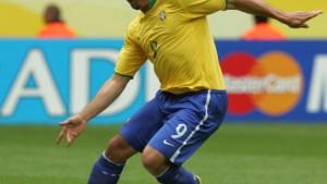 Ronaldo beendet Karriere