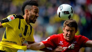 Dortmund kommt gegen das Bollwerk nicht an
