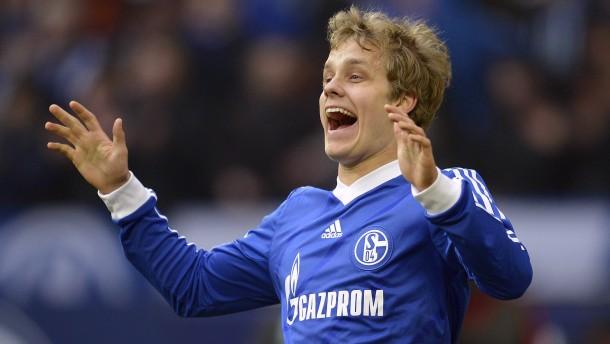 Leichtes Spiel für Schalke
