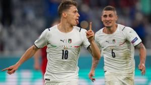 Warum sich Italien reif für den EM-Titel fühlt