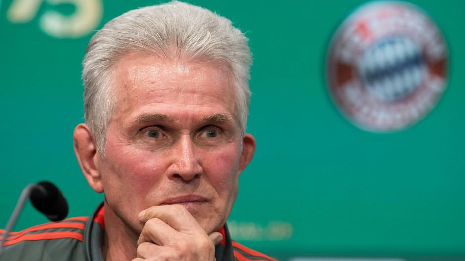 Beobachtet Fehlentwicklungen in der Gesellschaft: der frühere Fußball-Trainer Jupp Heynckes
