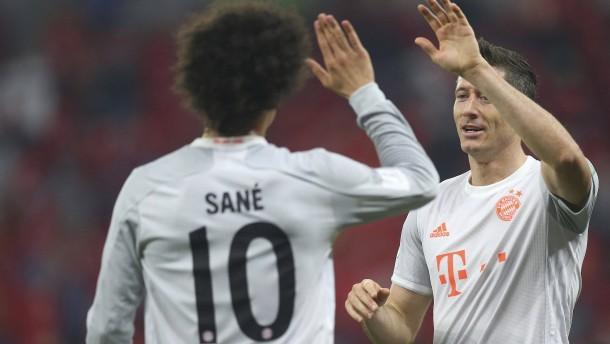 Ausgeschlafene Bayern im Finale der Klub-WM