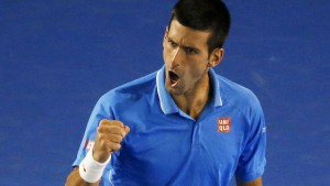 Djokovic ohne Satzverlust ins Halbfinale