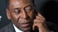 Sorgen um Fußball-Legende Pelé