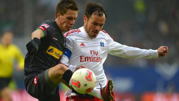 Eben noch Lazio Rom, dann schon Hamburger SV: Gladbach ist vollbeschäftigt dieser Tage