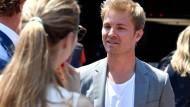 Die komische Rückkehr des Nico Rosberg
