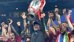 Finale der Champions League zurück im Free-TV