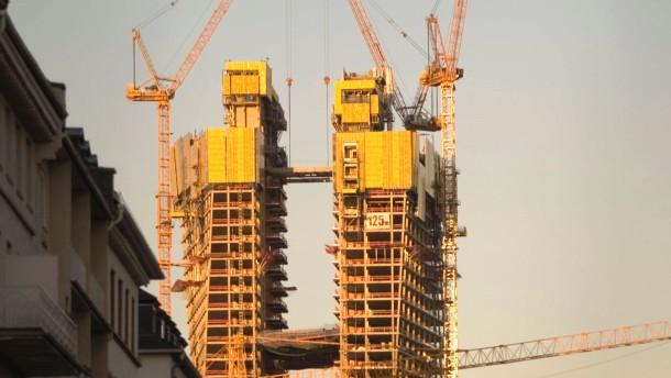 Die Männer vom Bau