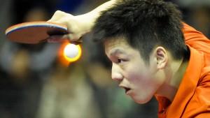 Boll-Bezwinger gewinnt German Open