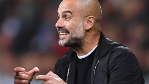 Spätes Glück für Guardiola gegen Hoffenheim