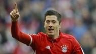 Die Bayern sind in der Abteilung Attacke vor dem Topspiel gegen Leipzig nur auf dem Rasen aktiv.