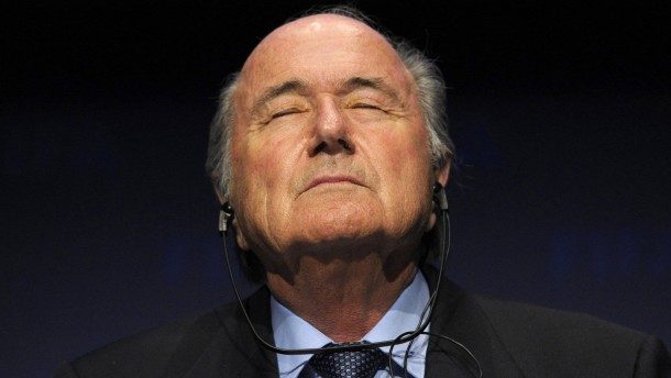 Fifa-Krise entwickelt sich zur Schlammschlacht