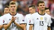 DFB-Team fehlt es beim 0:0 gegen Polen an Torgefahr