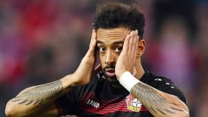 Leverkusen nutzt die großen Chancen nicht