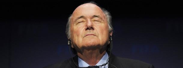 """Joseph Blatter fühlt sich als """"Gottgesandter"""", sagt ein ehemaliger Fifa-Mitarbeiter"""
