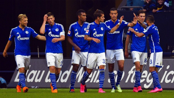 Schalker Schwung in eine neue Zeit