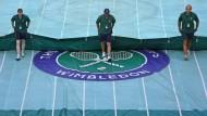 Offenbar gut versichert: Wimbledon hatte eine Pandemie im Blick.