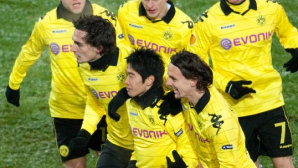 Dortmund erkämpft Endspiel gegen Sevilla